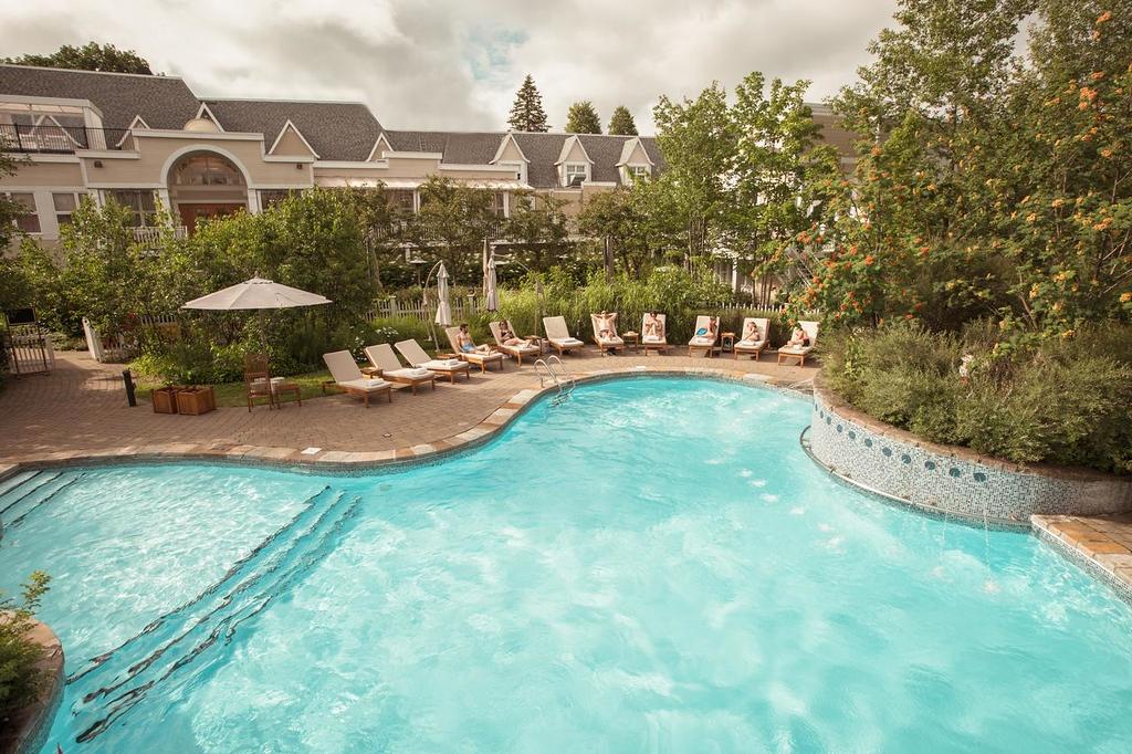 Quebec City Hotels with a Pool: Hotel Le Bonne Entente