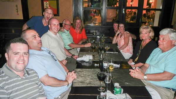 Isolatek Sales Team/Punta Cana/Dominican Republic - Feb., 2015