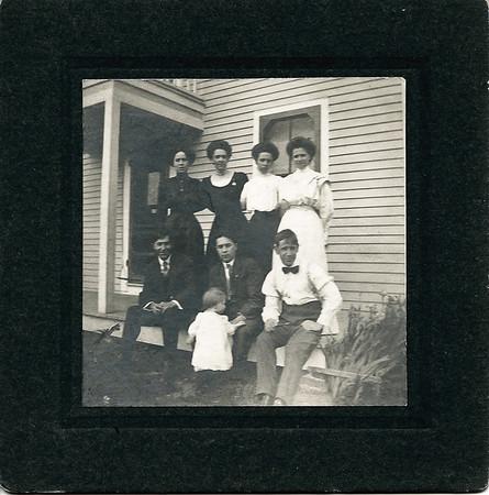 Boucher Family