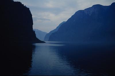 Teil 4:  Nærøyfjord