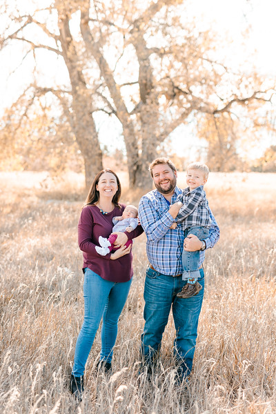 Durkee Family - Fall 2019
