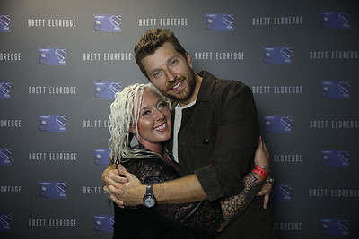 Brett Eldredge M&G | 10.06.18 | Milwaukee, WI