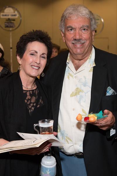 Kathy & Robert Matty -- Tour de Rudolph -- Retirement tribute for Rabbi Bill Rudolph, Congregation Beth El, Bethesda, MD, May 17, 2015
