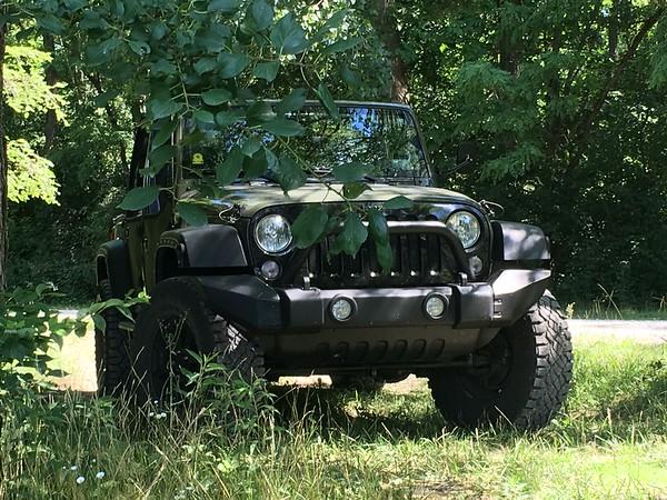 2015 Jeep JKU Build