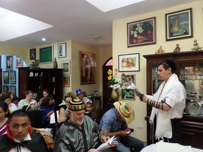 Purim, 2015 - Nicaragua