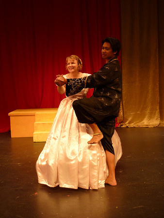 The King and I - September 2011