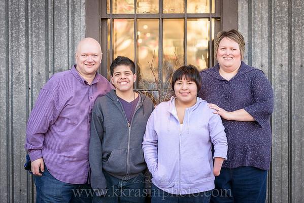 Knudsen Family