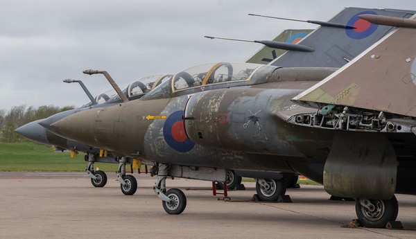 The Buccaneer aviation Groups 25 anniversary event