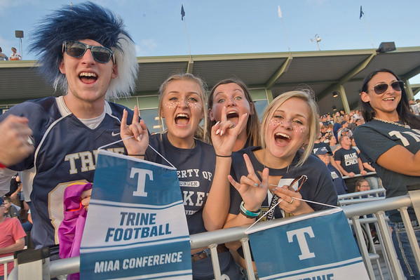 TRINE CAMPUS EXPERIENCE PHOTO GALLERIES - SEE YOURSELF OR CLASSMATES ON CAMPUS !