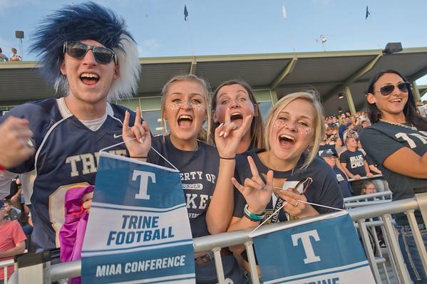Trine Campus Experience
