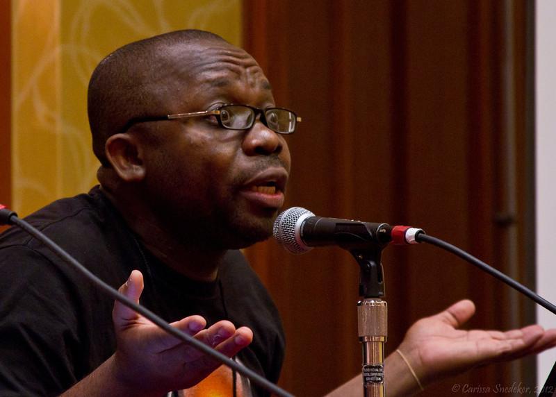 Leo Igwe. Thursday, July 12, 2012