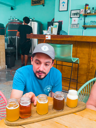 cozumel ceveceria punta sur beer.jpg