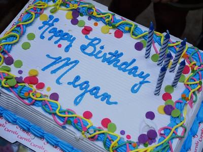 Megan's 6th