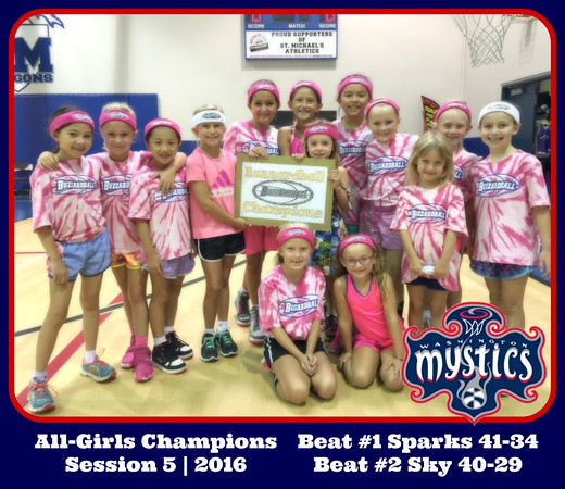 SESSION 5 | ALL GIRLS | 53 Campers