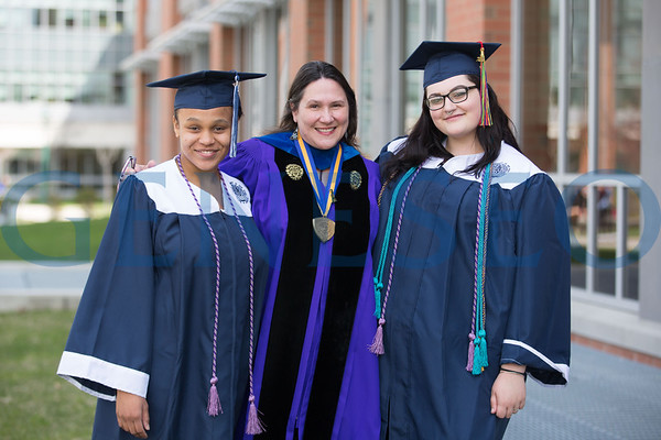 First Women's and Gender Studies Graduates