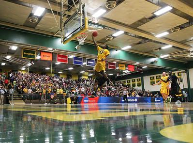 Men v. Morrisville State Mustangs (NCAA 1st Rd)  3-7-14