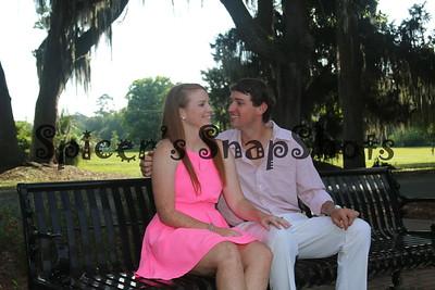 Megan and Mack's Engagement shoot 2015