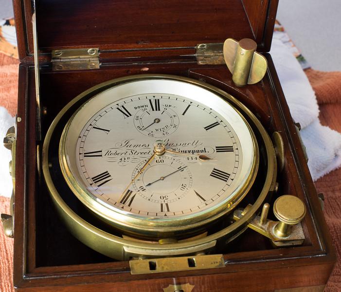 James Bassnett Marine Chronometer