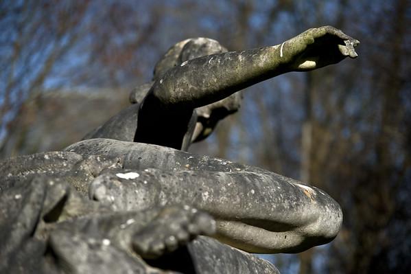 Sculptures mancelles