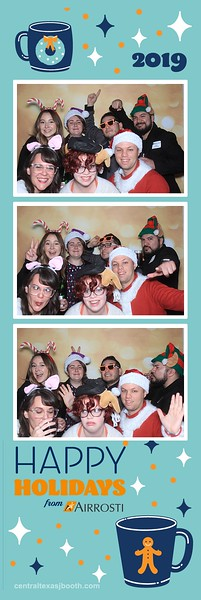 12-7-19 Airrosti holiday party
