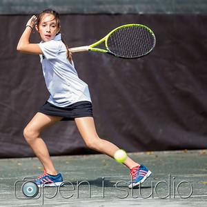 2017 RE Middle School Tennis