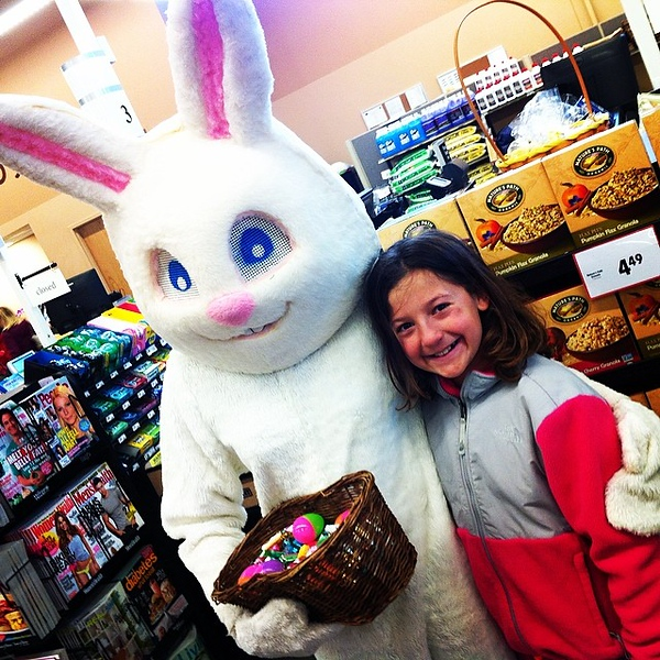 Hope everyone has a wonderful #Easter weekend!