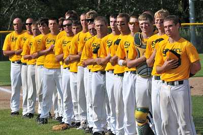 Saydel Varsity Baseball - PCM 2010
