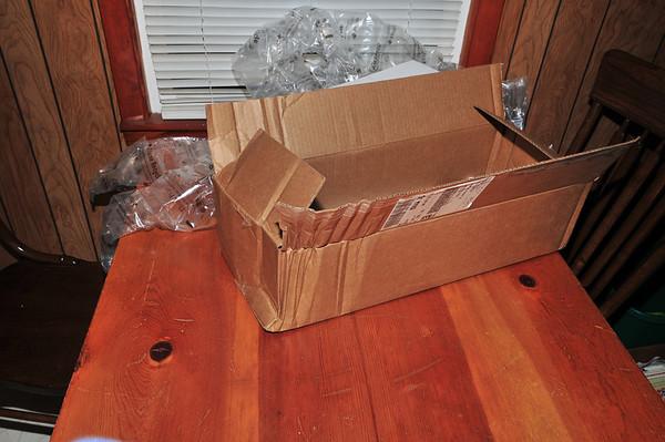 Shipping Damage