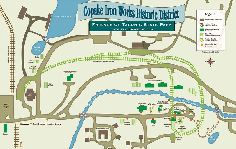 Taconic State Park (Copake Iron Works Historic District)