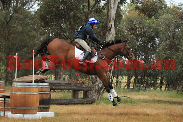 2014 10 18 Swan River Horse Trials CrossCountry 2 Star