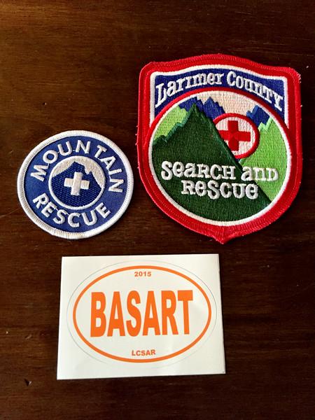SAR patches