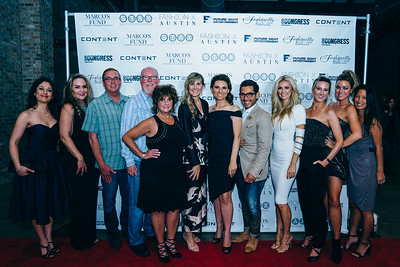 Style Queens Premiere / FXA AFW