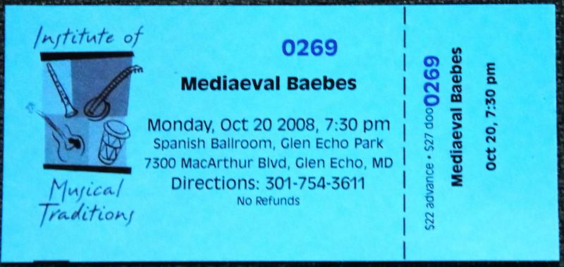 2008_1020_MON: Mediaeval Baebes