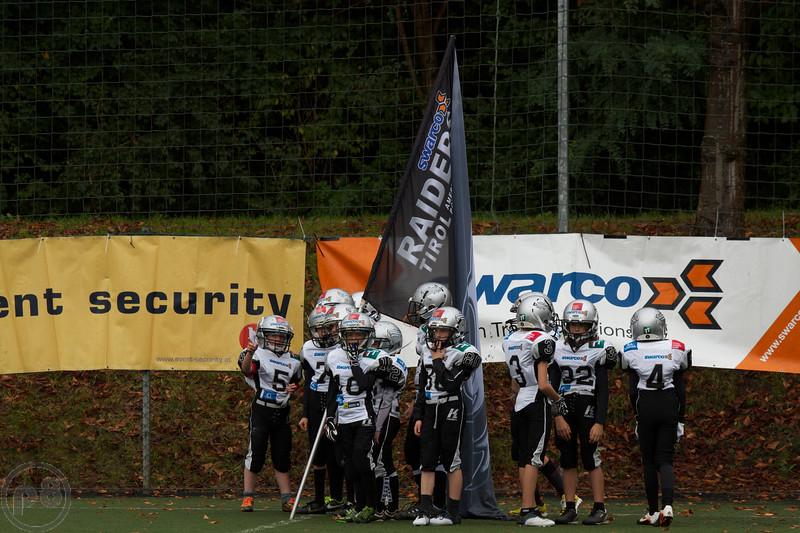 2013; AFBÖ; Raiders Tirol; American Football; Vienna Vikings; U11; Youth