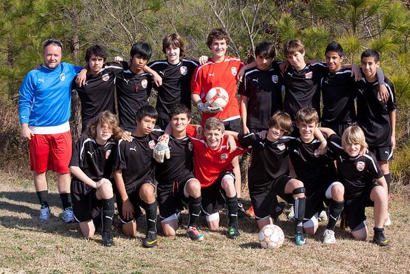 Arsenal Rome Soccer Tanner