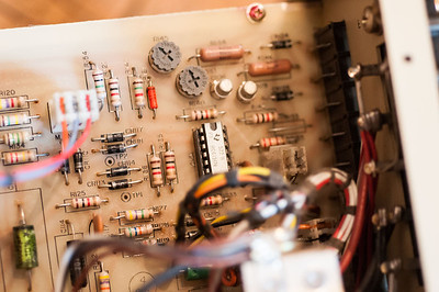 Triac power supply