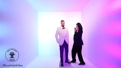 Selina & Bryan | Hotline Bling Booth