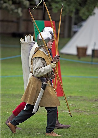 Medieval Re-enactment