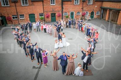 Charlotte & Mark Wedding  18/08/2018