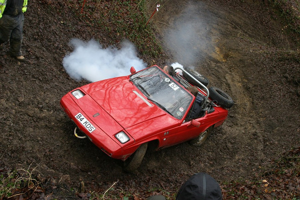 Cotswold Clouds Classic Trial - Sunday 2nd Feb 2014