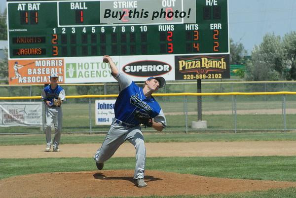 BBE Jaguars baseball vs. WCA 06-09