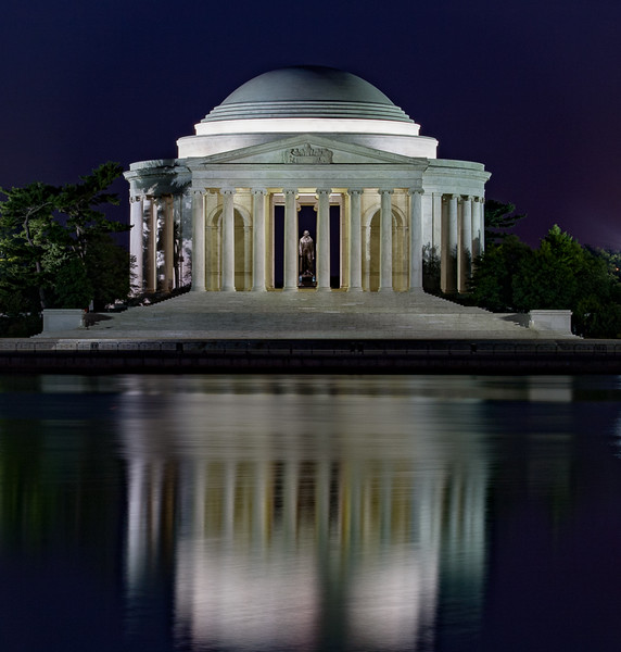 Jefferson Memorial and Tidal Basin
