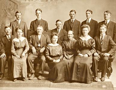 Old Leslie Gran family pics