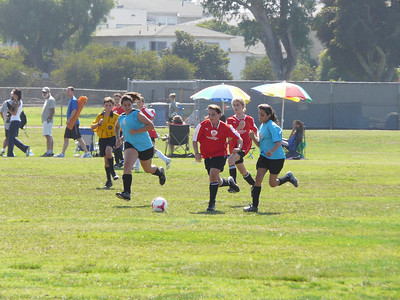 Soccer Sept. 2009
