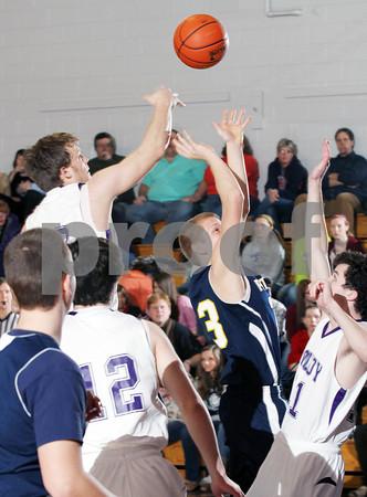 Northern Potter Boys Basketball @ Coudersport