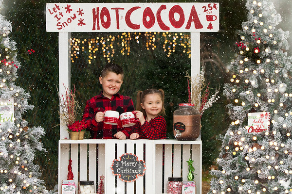 Shanna Hot Cocoa Mini 2020 Family 2021