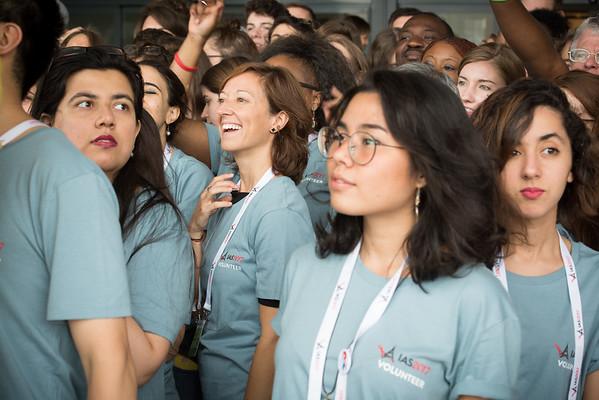 IAS 2017 Volunteers