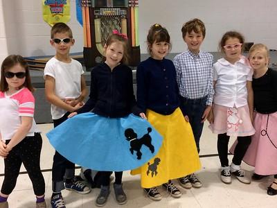 Sheridan Elementary Turns 90