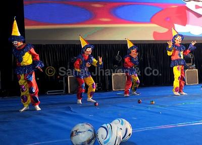 jesters dance