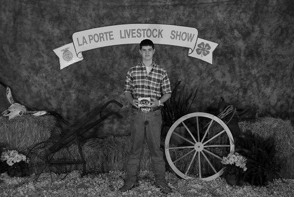2007 La Porte Livestock Show and Rodeo Assoc Buyers Exhibitors and Animals(3-29-07)